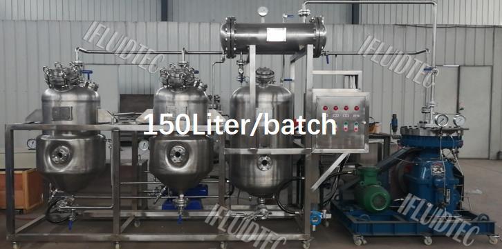 150L-BHO-extraction-machine-ifluidtec