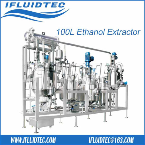 ethanol-cannabis-oil-extraction-machine-ifluidtec