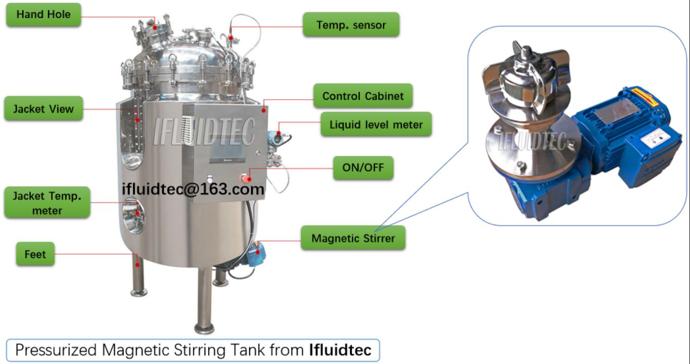 magnetic-stirring-tank-structure-ifluidtec