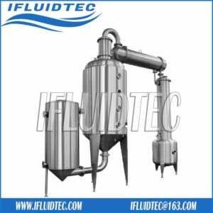 single-effect-evaporator-ifluidtec