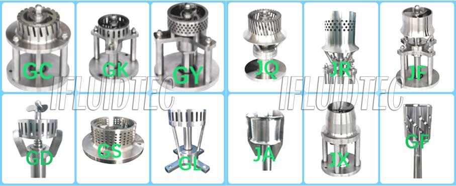 top-down-high-shear-mixer-ifluidtec