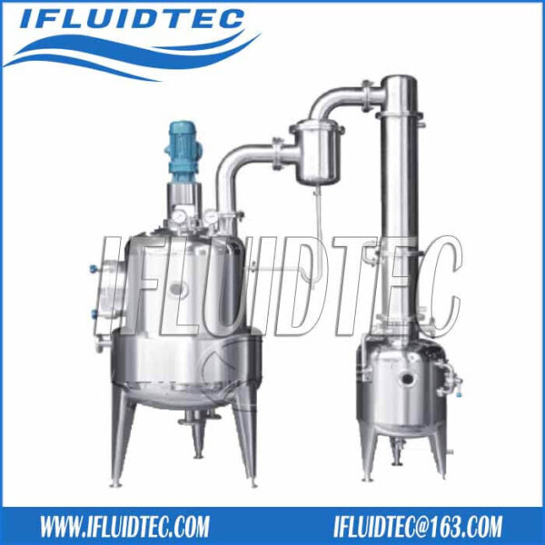 Stainless Steel Vacuum Evaporator