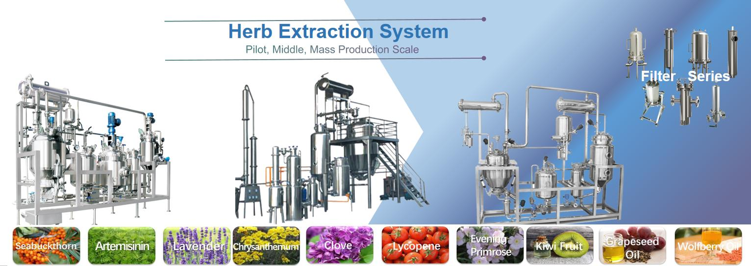 Herb-Extraction-System