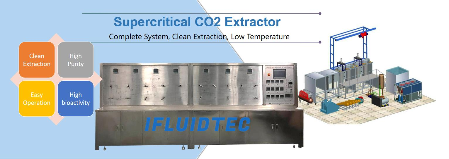 Supercritical-CO2-Extractor
