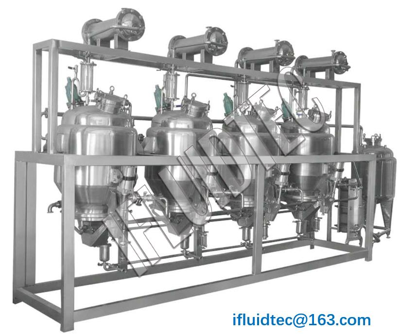 lab-small-size-extraction-equipment
