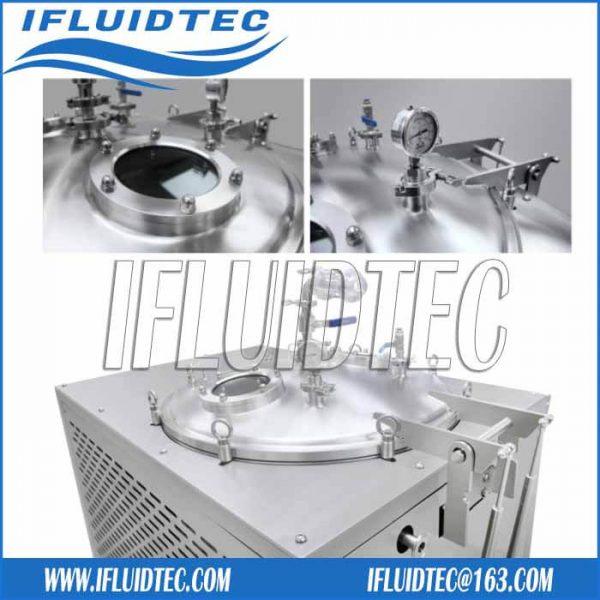 alcohol-centrifuge-extraction-machine