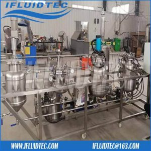 Subcritical-Water-Extraction-System
